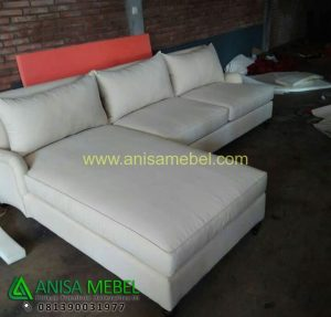 Jual Sofa Sudut Kontemporar Cushion Satu Set
