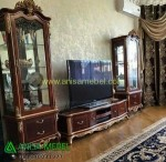 Buffet TV Cabinet Klasik