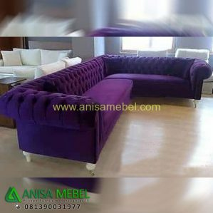 Sofa Sudut Contemporary