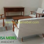 Set Sofa Tamu Retro Jati Klasik (2)