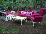 Set Sofa Tamu Shabby