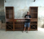 Kitchen Bar Cabinet Jati